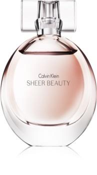 Calvin Klein Sheer Beauty toaletní voda pro ženy 30 ml