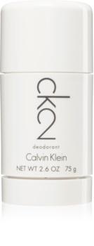 Calvin Klein CK2 Deodorant Stick Unisex 75 gr