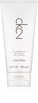 Calvin Klein CK2 Shower Gel unisex 200 ml