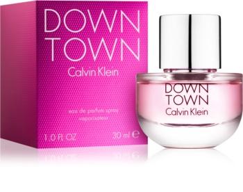 Calvin Klein Downtown Eau de Parfum für Damen 30 ml
