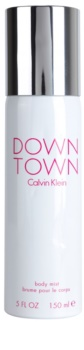 Calvin Klein Downtown testápoló spray nőknek 150 ml