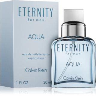 Calvin Klein Eternity Aqua for Men Eau de Toilette para homens 30 ml
