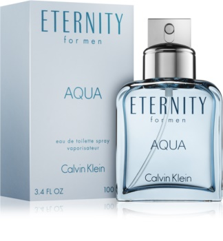 Calvin Klein Eternity Aqua for Men eau de toilette pour homme 100 ml