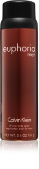 Calvin Klein Euphoria Men spray corporal para hombre 160 ml