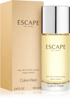 Calvin Klein Escape for Men Eau de Toilette für Herren 100 ml
