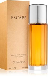 Calvin Klein Escape eau de parfum pentru femei 100 ml
