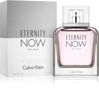 Calvin Klein Eternity Now for Men Eau de Toilette for Men 100 ml