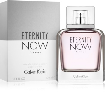 Calvin Klein Eternity Now for Men Eau de Toilette voor Mannen 100 ml