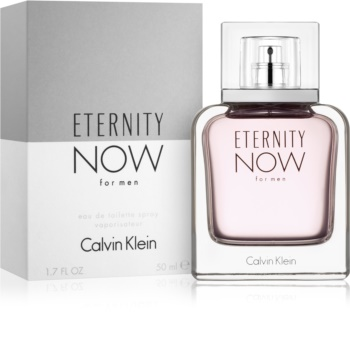 Calvin Klein Eternity Now for Men Eau de Toilette voor Mannen 50 ml