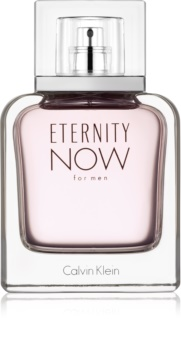 Calvin Klein Eternity Now for Men Eau de Toilette für Herren 50 ml