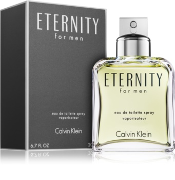 Calvin Klein Eternity for Men toaletna voda za moške 200 ml