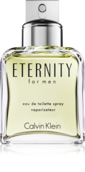 Calvin Klein Eternity for Men Eau de Toilette para homens 100 ml