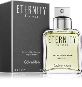 Calvin Klein Eternity for Men Eau de Toilette voor Mannen 100 ml