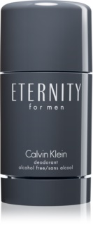 Calvin Klein Eternity for Men Deodorant Stick (alcohol free) for Men 75 ml