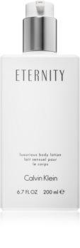Calvin Klein Eternity lait corporel pour femme 200 ml