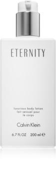 Calvin Klein Eternity lotion corps pour femme 200 ml
