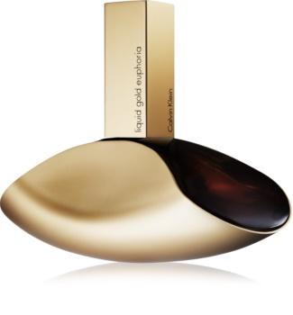 a6510c24e Calvin Klein Euphoria Liquid Gold, woda perfumowana dla kobiet 100 ...