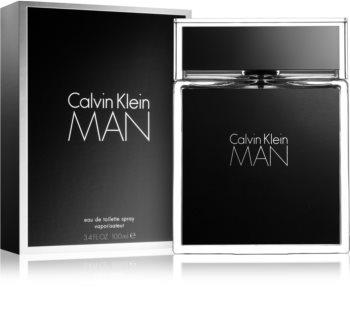 Calvin Klein Man Eau de Toilette para homens 100 ml