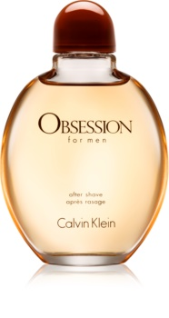 Calvin Klein Obsession for Men Aftershave lotion  voor Mannen 125 ml