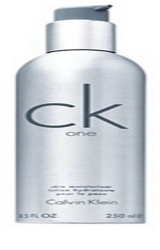Calvin Klein CK One losjon za telo uniseks 250 ml