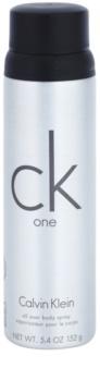 Calvin Klein CK One tělový sprej unisex 152 g