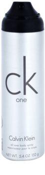 Calvin Klein CK One dezodorant w sprayu unisex 152 g