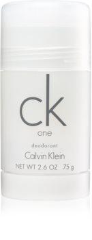 Calvin Klein CK One Deodorant Stick unisex 75 g