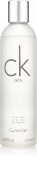 Calvin Klein CK One gel douche mixte 250 ml (sans emballage)