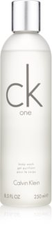 Calvin Klein CK One gel douche mixte 250 ml (sans emballage)
