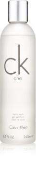 Calvin Klein CK One sprchový gél unisex 250 ml (bez krabičky)