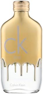Calvin Klein CK One Gold eau de toilette mixte 200 ml