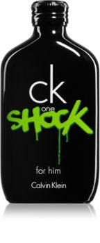 Calvin Klein CK One Shock Eau de Toilette für Herren 100 ml