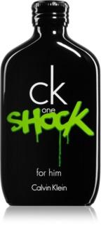 Calvin Klein CK One Shock eau de toilette para homens 100 ml