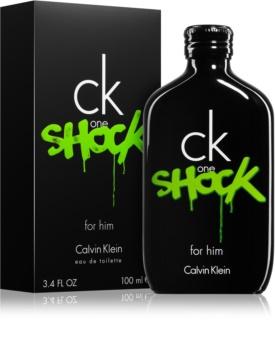 Calvin Klein CK One Shock eau de toilette para hombre 100 ml