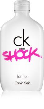 Calvin Klein CK One Shock Eau de Toilette voor Vrouwen  100 ml