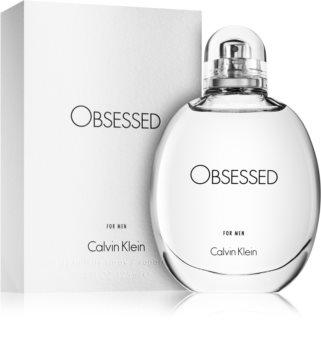 Calvin Klein Obsessed toaletní voda pro muže 125 ml