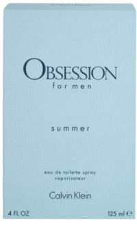Calvin Klein Obsession for Men Summer 2016 Eau de Toilette für Herren 125 ml