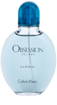 Calvin Klein Obsession for Men Summer 2016 Eau de Toilette for Men 125 ml