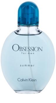 Calvin Klein Obsession for Men Summer 2016 toaletní voda pro muže 125 ml