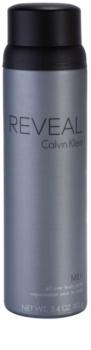 Calvin Klein Reveal spray do ciała dla mężczyzn 160 ml