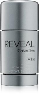 Calvin Klein Reveal déodorant stick (sans alcool) pour homme 75 g