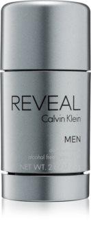 Calvin Klein Reveal desodorizante em stick (sem álcool) para homens 75 g