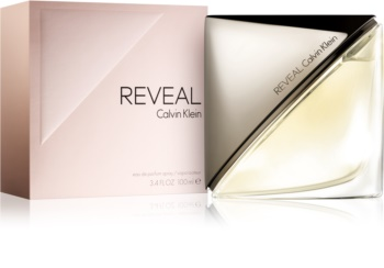 Calvin Klein Reveal Eau de Parfum para mulheres 100 ml