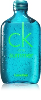 Calvin Klein CK One Summer 2013 eau de toilette mixte 100 ml