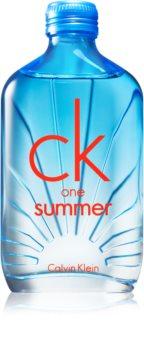 Calvin Klein CK One Summer 2017 woda toaletowa unisex 100 ml