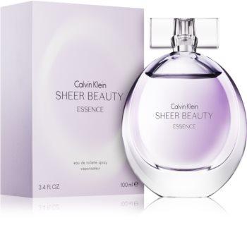 Calvin Klein Sheer Beauty Essence Eau de Toilette for Women 100 ml
