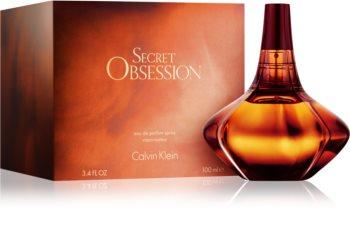 Calvin Klein Secret Obsession Eau de Parfum für Damen 100 ml
