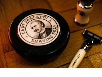 Captain Fawcett Shaving milo za britje