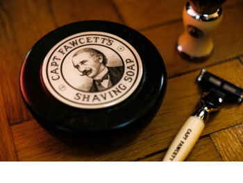Captain Fawcett Shaving Shaving Soap