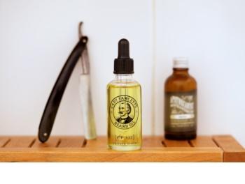 Captain Fawcett Beard Oil szakáll olaj